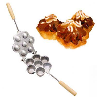 Форма для выпечки печенья «Корзинка» большая