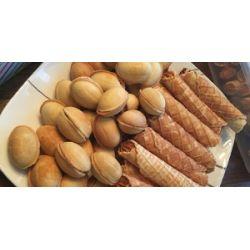 Конфеты, орешки и вафли - приготовь сама - порадуй родных
