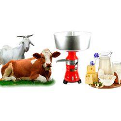 Сепараторы для молока – польза и преимущества