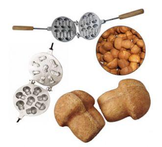 Формы для выпечки грибочков (6)