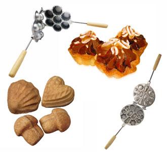 Форми для випічки печива