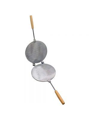 Форма для выпечки вафель — вафельница круглая большая (кружки 210 мм)